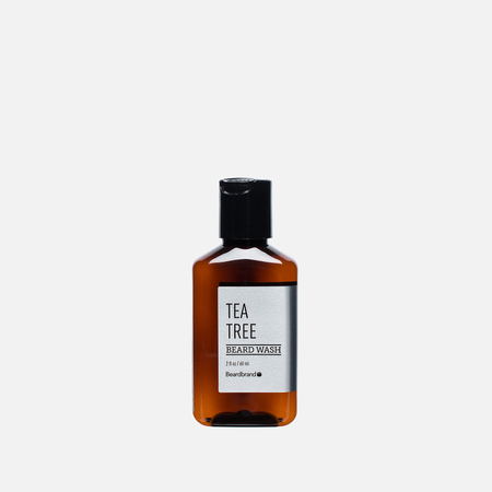 Шампунь для бороды Beardbrand Tea Tree 60ml