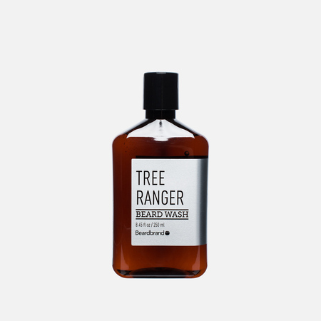 Шампунь для бороды Beardbrand Tree Ranger 250 ml
