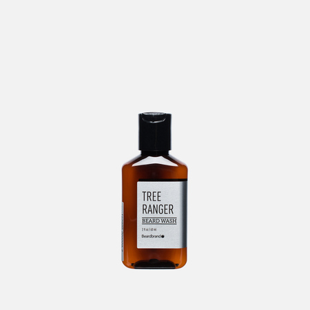 Шампунь для бороды Beardbrand Tree Ranger 60ml