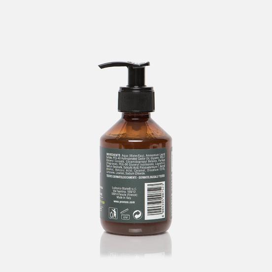 Шампунь для бороды Proraso Cypress & Vetyver 200ml