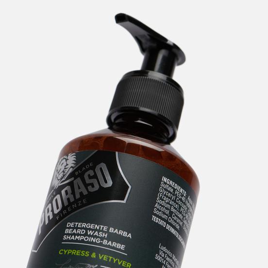 Шампунь для бороды Proraso Cypress & Vetyver