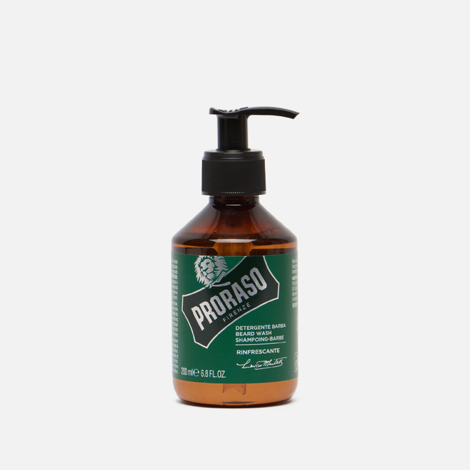 Шампунь для бороды Proraso Refreshing 200ml