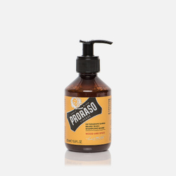 Шампунь для бороды Proraso Wood & Spice 200ml