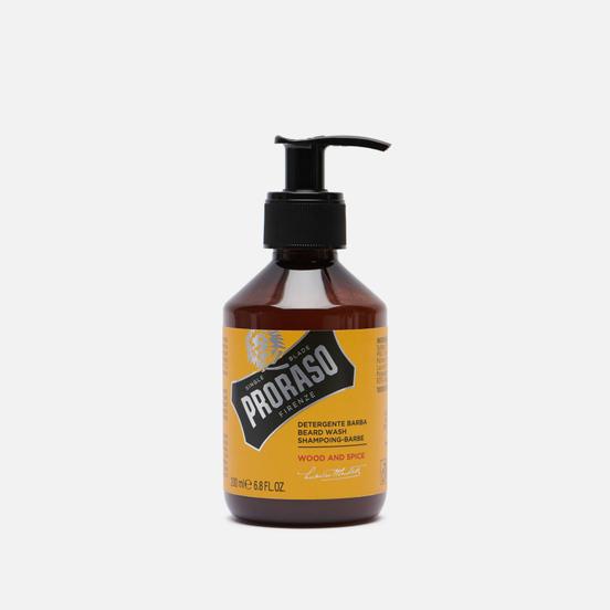 Шампунь для бороды Proraso Wood & Spice 200ml