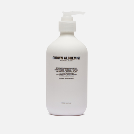 Grown Alchemist Strengthening 0.2 Hair Shampoo 500ml