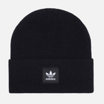 Шапка adidas Originals Adicolor Cuff Knit Black фото- 0