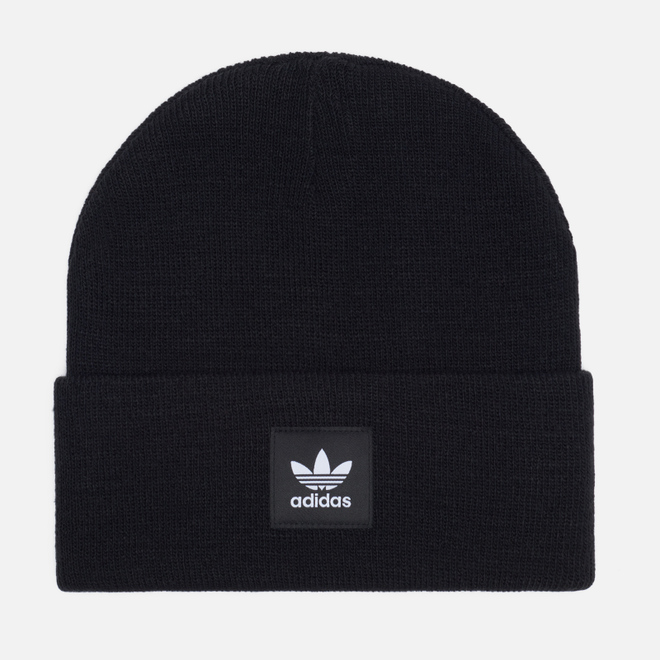 Шапка adidas Originals Adicolor Cuff Knit Black