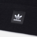 Шапка adidas Originals Adicolor Cuff Knit Black фото- 1