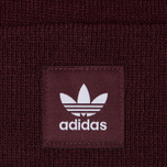 Шапка adidas Originals Adicolor Cuff Knit Maroon фото- 1