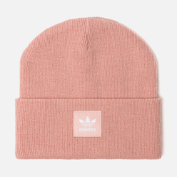 Шапка adidas Originals Adicolor Cuff Knit Pink Spirit