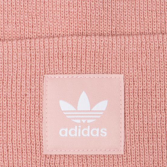 Шапка adidas Originals Adicolor Cuff Knit Pink Spirit