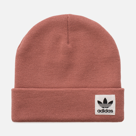 Шапка adidas Originals High Beanie Ash Pink