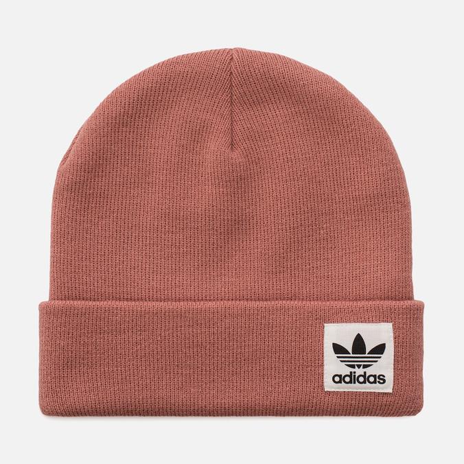 Шапка adidas Originals High Beanie Ash Pink