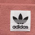 Шапка adidas Originals High Beanie Ash Pink фото- 1