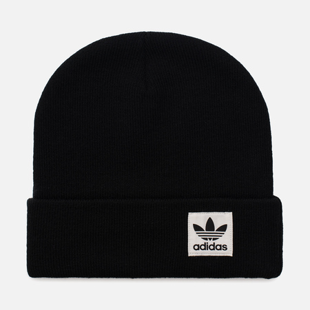 Шапка adidas Originals High Beanie Black
