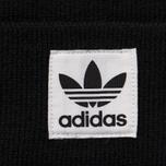 Шапка adidas Originals High Beanie Black фото- 1