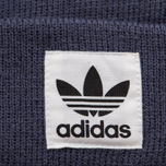 Шапка adidas Originals High Beanie Blue фото- 1