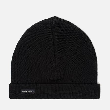 Шапка Armor-Lux Breton Wool Beanie Black