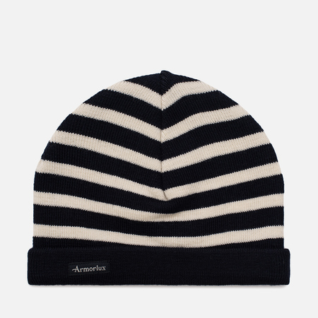 Шапка Armor-Lux Striped Wool Navire/Nature