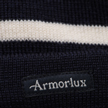 Шапка Armor-Lux Striped Wool Navire/Nature фото- 1