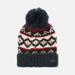 Шапка Barbour Easton Beanie Navy фото- 0
