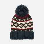 Шапка Barbour Easton Beanie Navy фото- 3