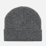 Bleu De Paname Bonnet Hat Steel photo- 0