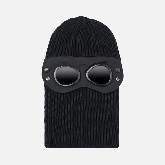 Шапка C.P. Company Balaclava Goggles Black