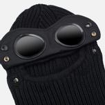Шапка C.P. Company Balaclava Goggles Black фото- 1