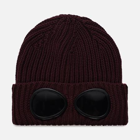 Шапка C.P. Company Goggle Beanie Fudge
