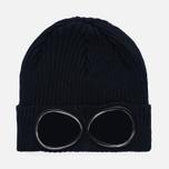 Шапка C.P. Company Goggle Beanie Total Eclipse фото- 0