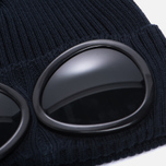 Шапка C.P. Company Goggle Beanie Total Eclipse фото- 1