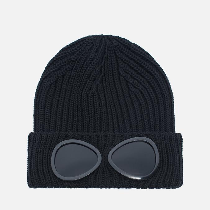 Шапка C.P. Company Goggles Black