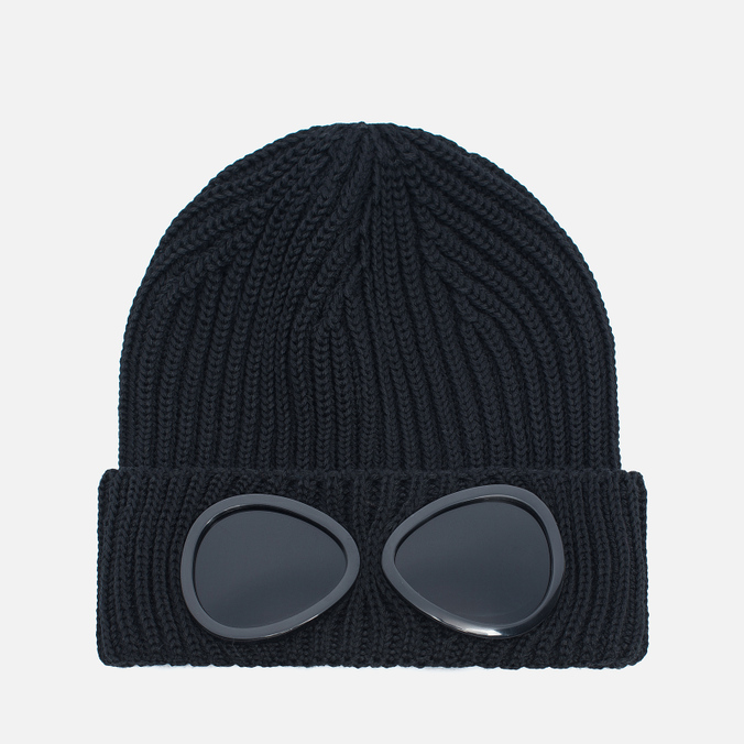 C.P. Company Goggles Hat Black