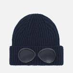C.P. Company Goggles Hat Blue photo- 0