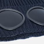 C.P. Company Goggles Hat Blue photo- 1