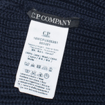 C.P. Company Goggles Hat Blue photo- 3