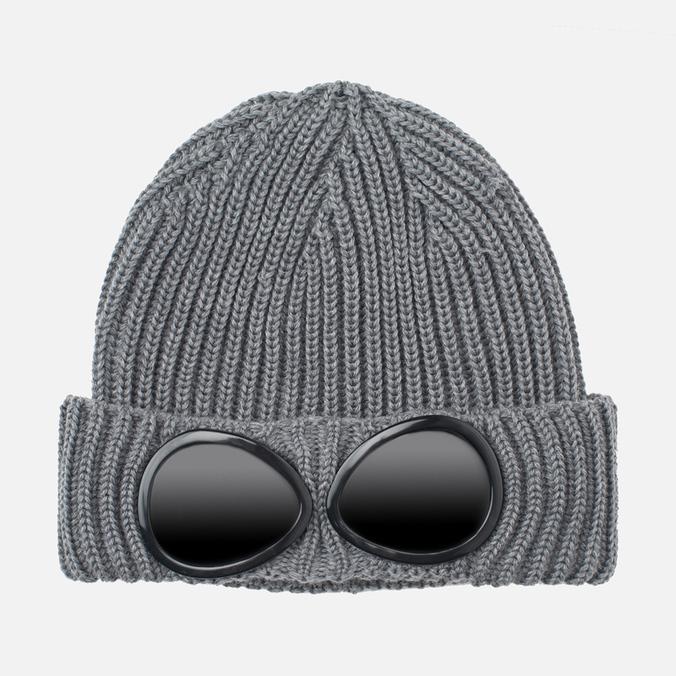 Шапка C.P. Company Goggles Grey