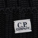Шапка C.P. Company Wool Beanie Caviar фото- 1