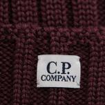Шапка C.P. Company Wool Beanie Fudge фото- 1
