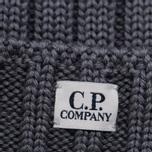 Шапка C.P. Company Wool Beanie Metall Grey фото- 1