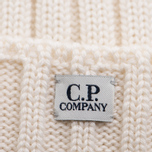 Шапка C.P. Company Wool Beanie Tapioca фото- 1