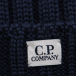 Шапка C.P. Company Wool Beanie Total Eclipse фото- 1