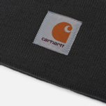 Шапка Carhartt WIP Acrylic Watch Blacksmith фото- 1