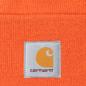 Шапка Carhartt WIP Acrylic Watch Brick Orange фото - 1