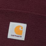 Шапка Carhartt WIP Acrylic Watch Chianti фото- 2