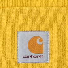 Шапка Carhartt WIP Acrylic Watch Colza фото- 1