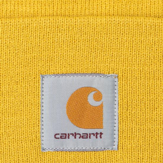 Шапка Carhartt WIP Acrylic Watch Colza
