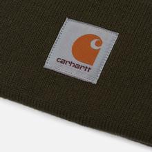 Шапка Carhartt WIP Acrylic Watch Cypress фото- 2