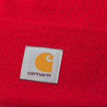 Шапка Carhartt WIP Acrylic Watch Rosehip фото- 1